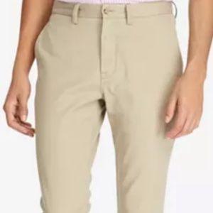 🛍Ralph Lauren Polo Classic Cotton Twill Pants